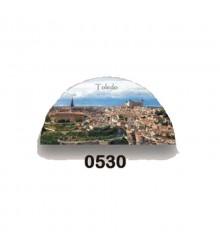 Abanico de Toledo, pack de 12 uds.