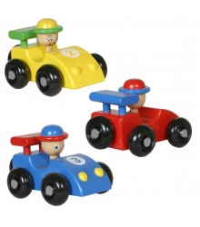 Coches de Fórmula 1 con piloto
