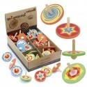 Peonzas Infantiles Colorines Pack 24 unidades